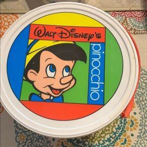 Other - Vintage• Pinocchio Bucket